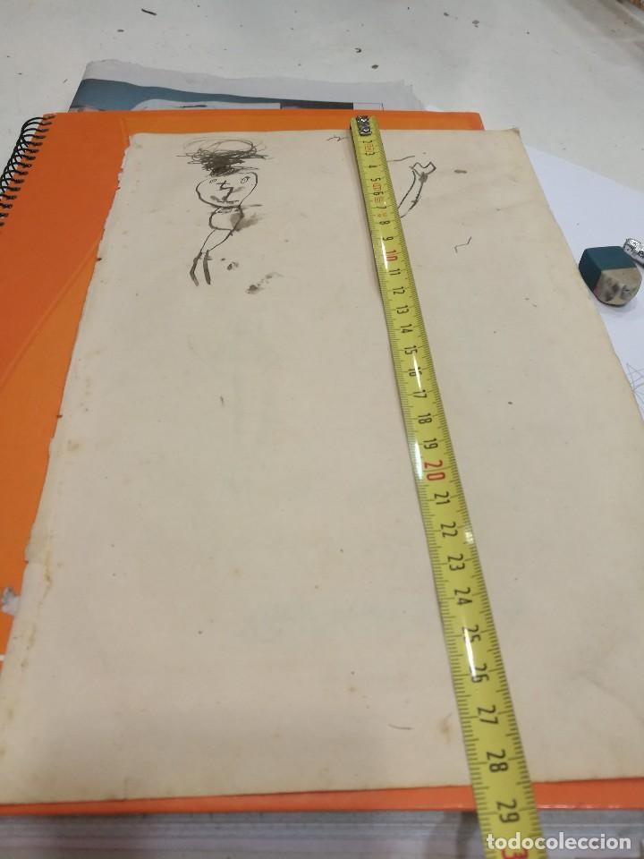 Coleccionismo: Lámina siglo XIX - Foto 2 - 109041815