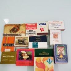 Coleccionismo: CAJAS CERILLAS. Lote 109362927