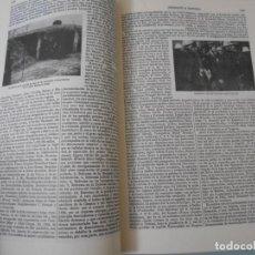 Coleccionismo: LÁMINA ESPASA GEOGRAFÍA E HISTORIA - 200 PÁGINAS ENTRE MAPAS,TEXTOS E ILUSTRACIONES FOTOS. Lote 109370371