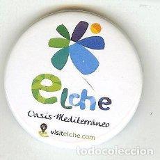 Coleccionismo: CHAPA DE ALFILER - ELCHE. Lote 111513747