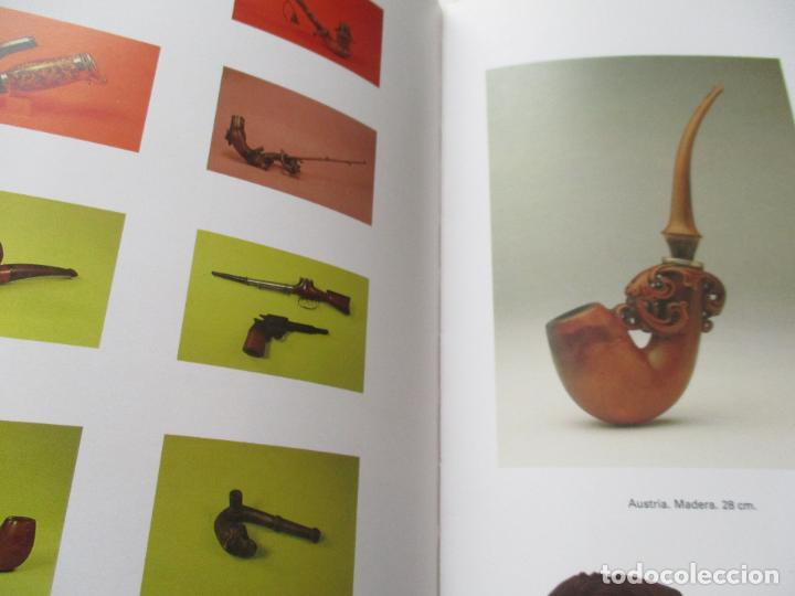 Coleccionismo: CARLOS ARMERO, PIPAS ANTIGUAS, UN VIAJE ATREDEDOR DEL MUNDO.- TABACALERA-1989 - Foto 6 - 111597131