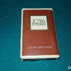 Coleccionismo: PASTILLA DE JABON PERFUMADO JOYA MYRURGIA AÑOS 80. Lote 112206531