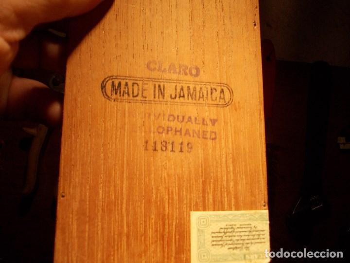 Coleccionismo: caja dde tabaco la tropical - Foto 4 - 114154035