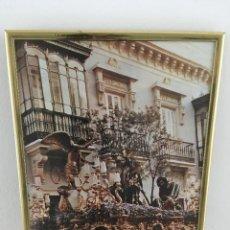 Coleccionismo: CUADRO SEMANA SANTA DE HUELVA 1986 . Lote 114166055
