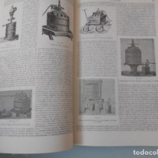 Coleccionismo: *.- LÁMINA ESPASA T-286 - VINIFICACIÓN (55 PÁGINAS ENTRE TEXTOS E ILUSTRACIONES - !MUY INTERESANTE!. Lote 114380903