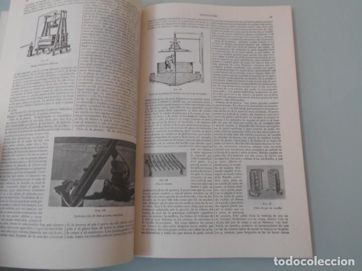 Coleccionismo: *.- LÁMINA ESPASA T-286 - VINIFICACIÓN (55 PÁGINAS ENTRE TEXTOS E ILUSTRACIONES - !MUY INTERESANTE! - Foto 4 - 114380903