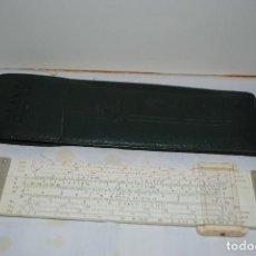 Coleccionismo: FABER CASTELL , R . CALCULO.. Lote 114463215