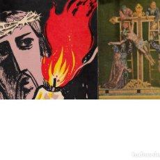 Coleccionismo: REUS.- 2 PROGRAMAS DE SEMANA SANTA 1960 Y 1962. Lote 114661923