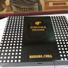 Coleccionismo: CAJA COHIBA PUROS HABANOS. Lote 114692964