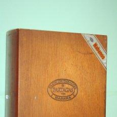 Coleccionismo: FLOR DE TABACO PARTAGAS *** CAJA DE HABANOS VACÍA *** MADE IN CUBA. Lote 115582303