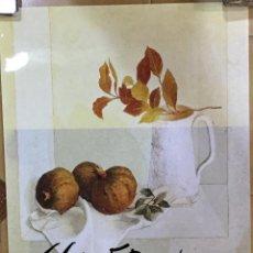 Coleccionismo: LÁMINA DEL PINTOR, ESCULTOR Y GRABADOR JOSÉ HERNÁNDEZ QUERO. Lote 115609483