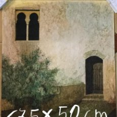 Coleccionismo: LÁMINA DEL PINTOR, ESCULTOR Y GRABADOR JOSÉ HERNÁNDEZ QUERO. Lote 115610163