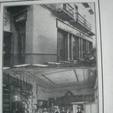 Coleccionismo: CAFE SUIZO CHICO SEVILLA .AÑO 1910. 8X11. Lote 115775415