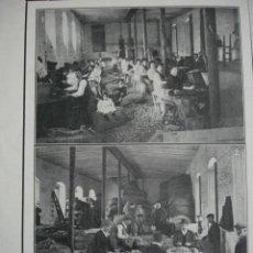 Coleccionismo: CORCHOS MARTIN CASTELLO ARREBOLERA 13.AÑO 1910. 8X11. Lote 115775491