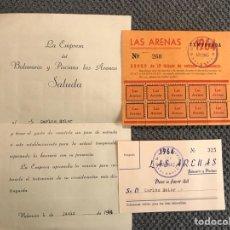 Coleccionismo - VALENCIA. Balneario LAS ARENAS (a.1964) - 116300900