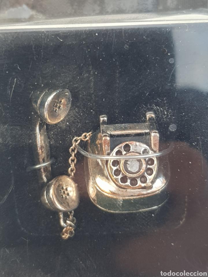 Coleccionismo: Miniatura teléfono Metallica - Foto 2 - 116365575