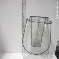 Coleccionismo: LAMPARA CRISTAL. Lote 116595435