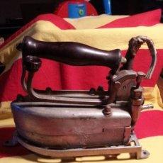 Coleccionismo: PLANCHA VAPOR INDUSTRIAL .. Lote 117183143