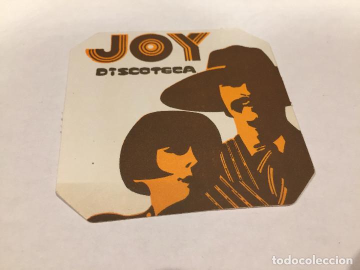 Posavasos Discoteca Joy Puerto De La Cruz Tene Buy Other Collectables At Todocoleccion 118032303