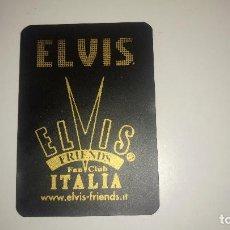 Coleccionismo: ELVIS PRESLEY DIRECTORIO AGENDA PARA TELEFONOS. Lote 118128963