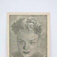 Coleccionismo: ANTIGUO PROGRAMA - ACTUACIÓN MEDIUM YU-LI-SAN / YULISAN, TIVOLINA, PROFESOR ALBA, TELEPATÍA - 1945. Lote 119095115