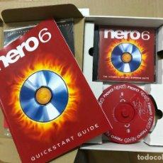Coleccionismo: NERO 6 / RELOADED / PROGRAMA / AUDIO / VIDEO / FOTO / DATA. Lote 119908455