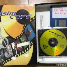 Coleccionismo: ASIM CDFS FISHMARKET . Lote 119908691