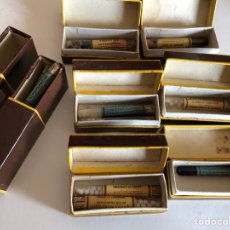 Coleccionismo: MEDICINA ANTIGUOS FÁRMACOS PRECINTADOS EN UNO ESCRITO COCAINE. Lote 120110180