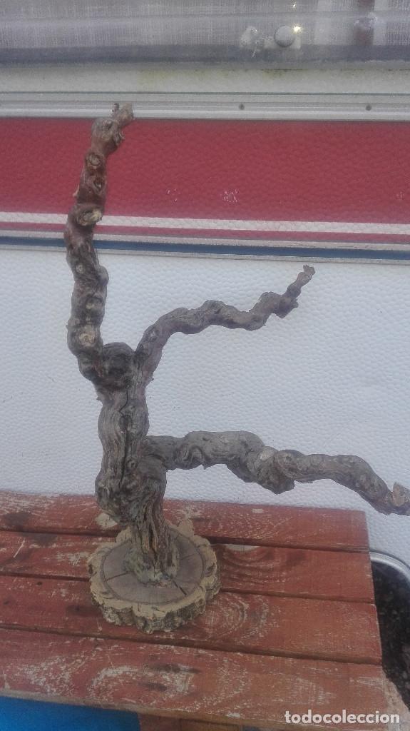 Coleccionismo: escultura de Sarmiento - Foto 2 - 120497015
