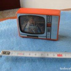 Coleccionismo: TV IMAGENES ALCARAZ Y VIRGEN CORTES,AÑOS 60. Lote 121460815