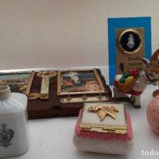 Coleccionismo: LOTE 7 PEQUEÑOS ADORNOS DE COLECCIÓN. Lote 122075935