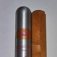 Coleccionismo: PURO ROMEO Y JULIETA Nº 1 HABANA - TUBO DE ALUMINIO. Lote 122287015