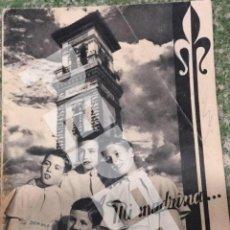 Coleccionismo: ORDEN PREDICADORES DOMINICOS CARPETA DE LÁMINAS VOCACIONES AÑO 1961. Lote 122302487