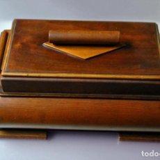 Coleccionismo: ANTIGUA CAJA DE TABACO. Lote 122494395