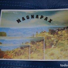 Coleccionismo: PUBLICIDAD DE MAGNAPAX EN FESTIVAL DE CINE. Lote 123289911