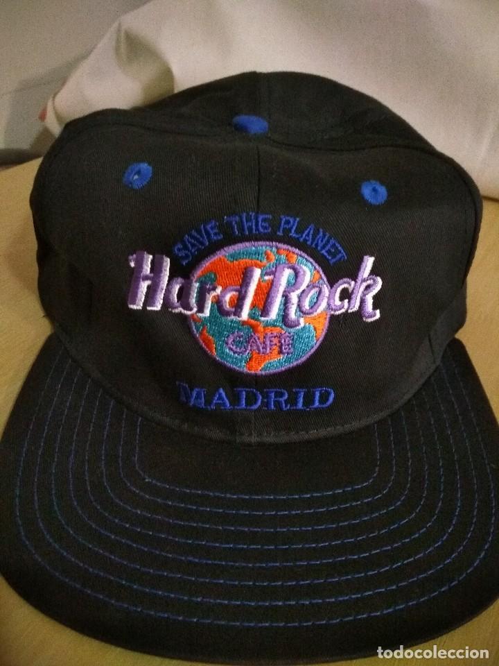 8da09364a7ac3 Gorra hard rock café - madrid - Sold through Direct Sale - 125617863