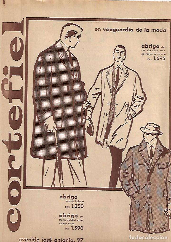 año abrigo prensa publicidad recorte corte 1958 Comprar Documentos Zr8pZTv