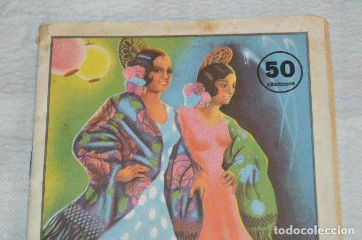 Coleccionismo: IMPRESIONANTE PROGRAMA - Málaga, Feria de Agosto de 1948 - Precioso - Publicitaria Diana - envío 24h - Foto 4 - 126714323