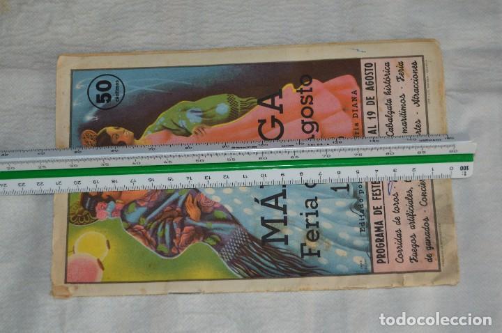 Coleccionismo: IMPRESIONANTE PROGRAMA - Málaga, Feria de Agosto de 1948 - Precioso - Publicitaria Diana - envío 24h - Foto 6 - 126714323