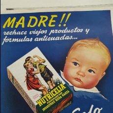 Coleccionismo: NUTRICELIA DE INDUSTRIAS RIERA MARSA. Lote 127155287