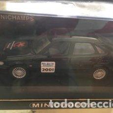 Coleccionismo: COCHES DE COLECCION MINICHAMPS NUMERADOS, COLECCIONISTA EDICION LIMITADA , FERIA DE NUREMBERG 2001. Lote 128184267