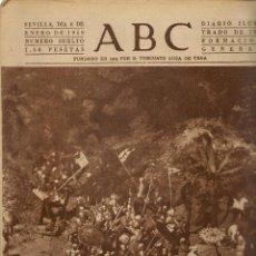 Coleccionismo: ABC. Nº 17272. SEVILLA, 6 ENERO 1959 (ST/MG/BL4). Lote 128222907