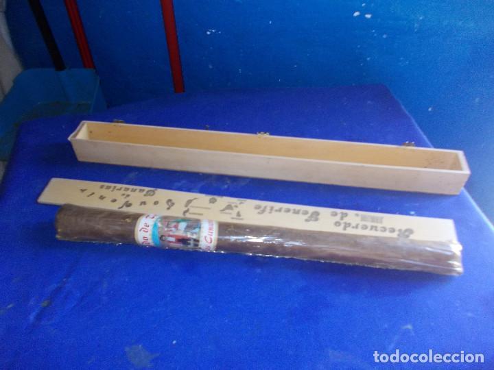 PURO GRANDE DE CANARIAS (Coleccionismo - Objetos para Fumar - Otros)