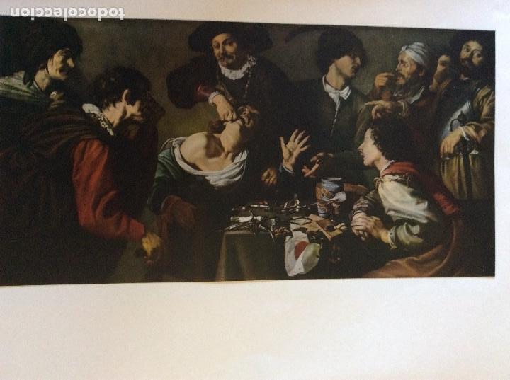 Coleccionismo: LA MEDICINA A TRAVES DE LOS MUSEOS I TOMO PRADO, 9 LAMINAS - Foto 2 - 128802931