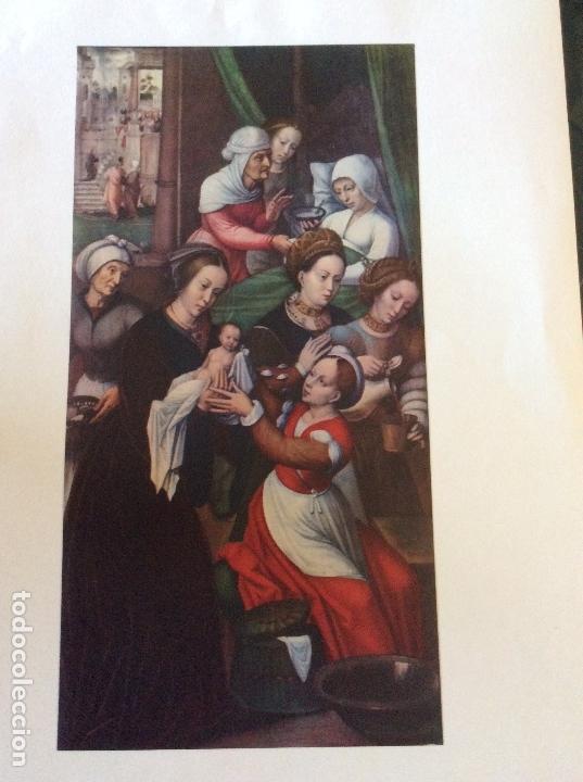 Coleccionismo: LA MEDICINA A TRAVES DE LOS MUSEOS I TOMO PRADO, 9 LAMINAS - Foto 3 - 128802931