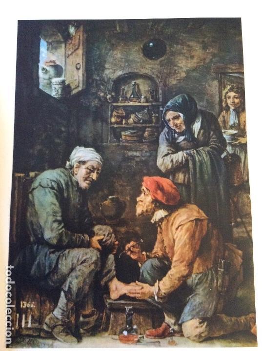 Coleccionismo: LA MEDICINA A TRAVES DE LOS MUSEOS I TOMO PRADO, 9 LAMINAS - Foto 4 - 128802931