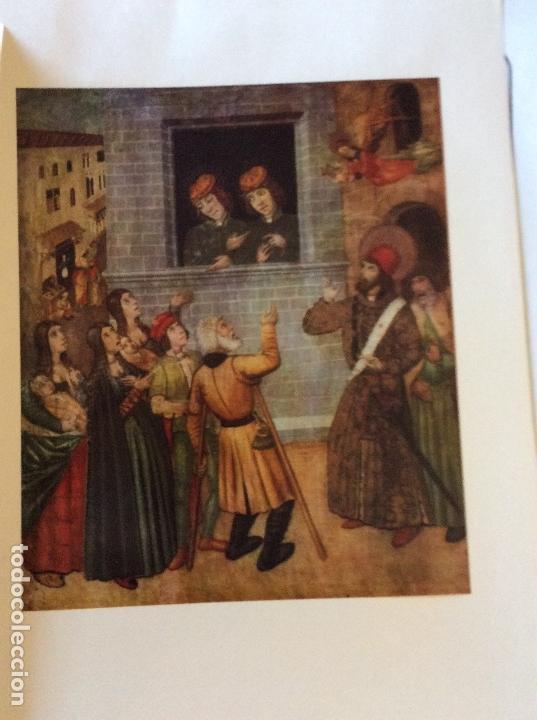 Coleccionismo: LA MEDICINA A TRAVES DE LOS MUSEOS I TOMO PRADO, 9 LAMINAS - Foto 6 - 128802931