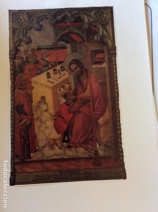 Coleccionismo: LA MEDICINA A TRAVES DE LOS MUSEOS I TOMO PRADO, 9 LAMINAS - Foto 7 - 128802931