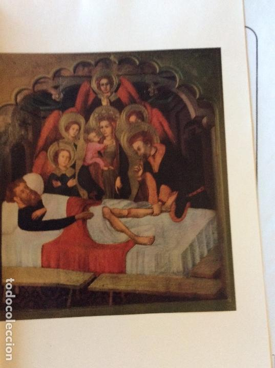 Coleccionismo: LA MEDICINA A TRAVES DE LOS MUSEOS I TOMO PRADO, 9 LAMINAS - Foto 8 - 128802931