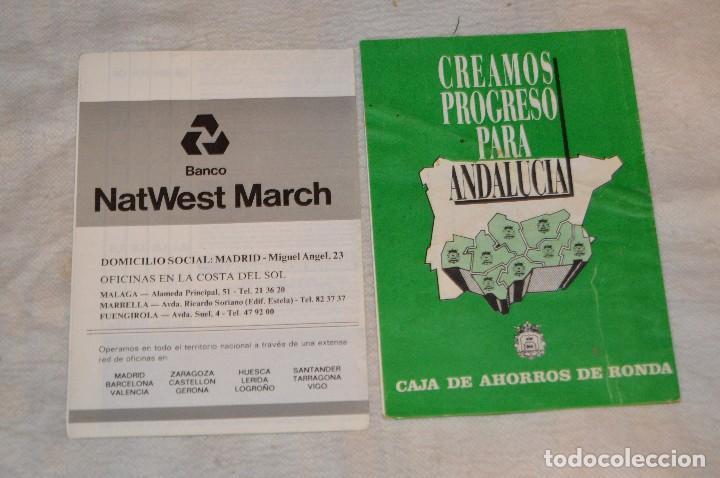 Coleccionismo: GRAN LOTE DE 24 PROGRAMAS DE SEMANA SANTA DE MÁLAGA - DE LOS AÑOS 80 Y 90 - ENVÍO 24H - Foto 8 - 129472351